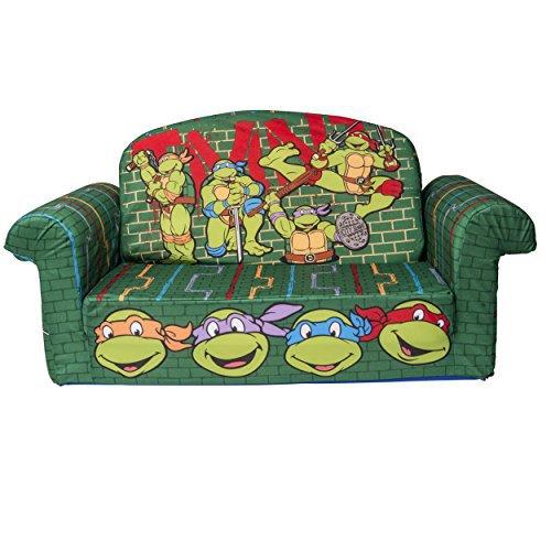 Marshmallow Fun Furniture Nickelodeon's Teenage Mutant Ni...