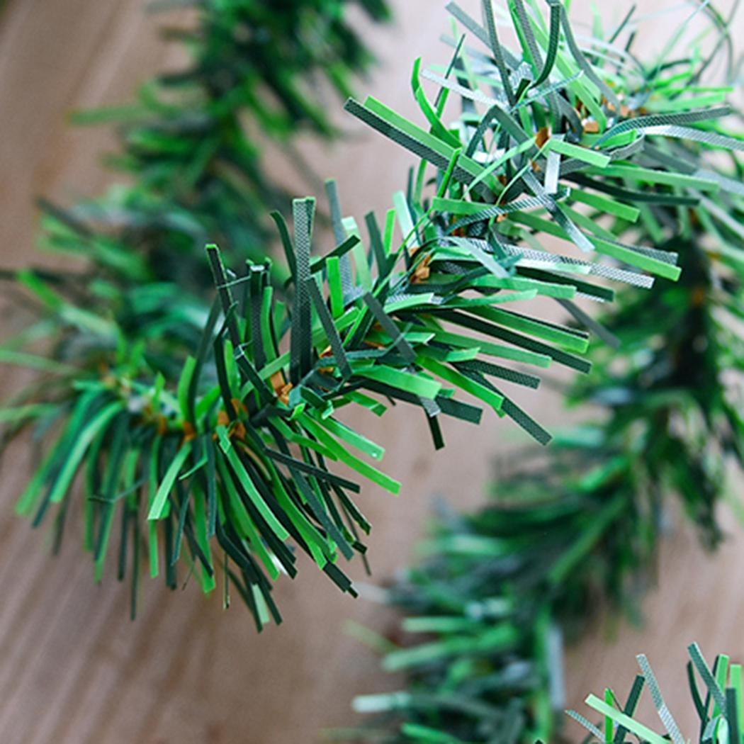 ChristmassPine Tree Branch Ribbon DIY Home Hanging Ornament Décor Caroj - image 4 of 8