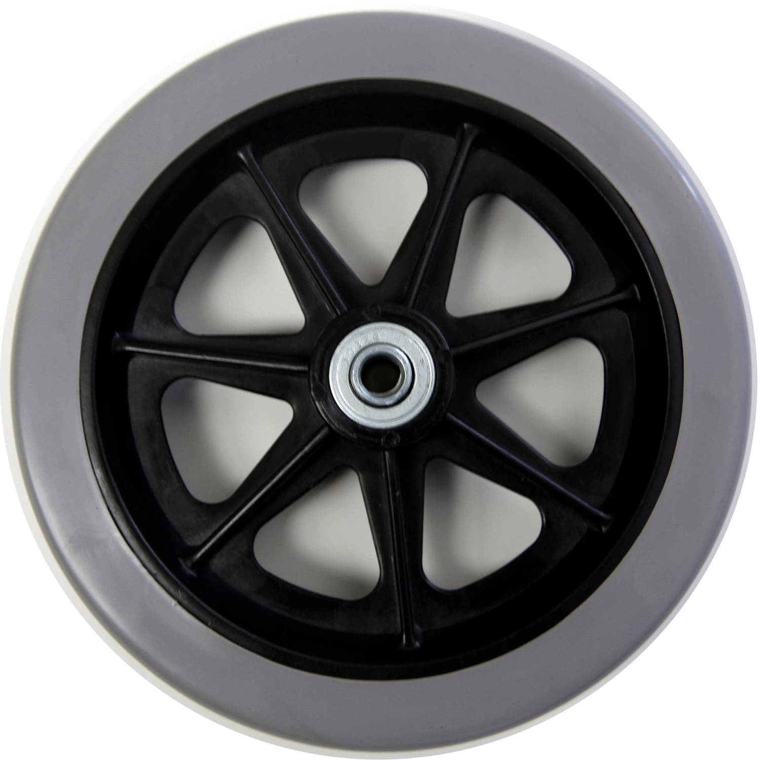 "Karman 6"" universal solid casters for Rollator Walker"