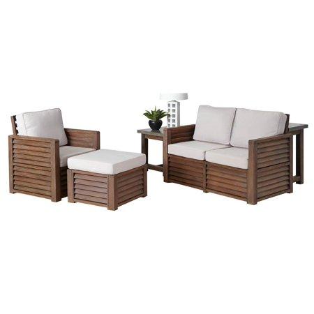 4-pc Living Room Set