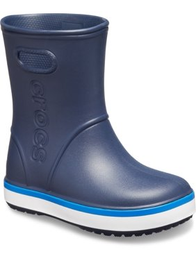 Crocs Unisex Junior Crocband Rainboots (Ages 7+)