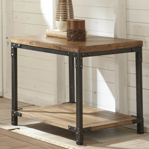 Steve Silver Furniture Lantana End Table
