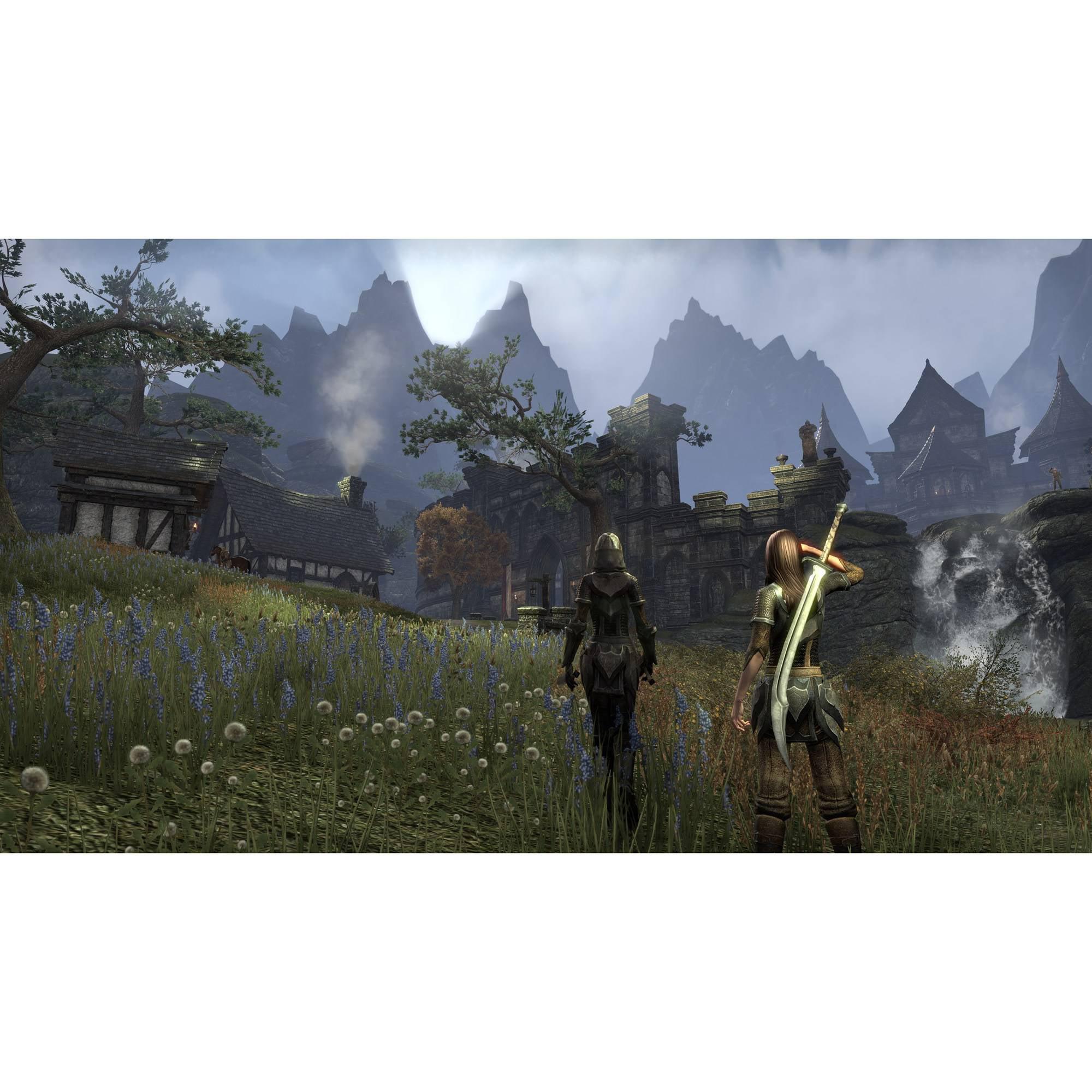 Elder Scrolls Online: Tamriel Unlimited, Bethesda, PC Software, 093155160484