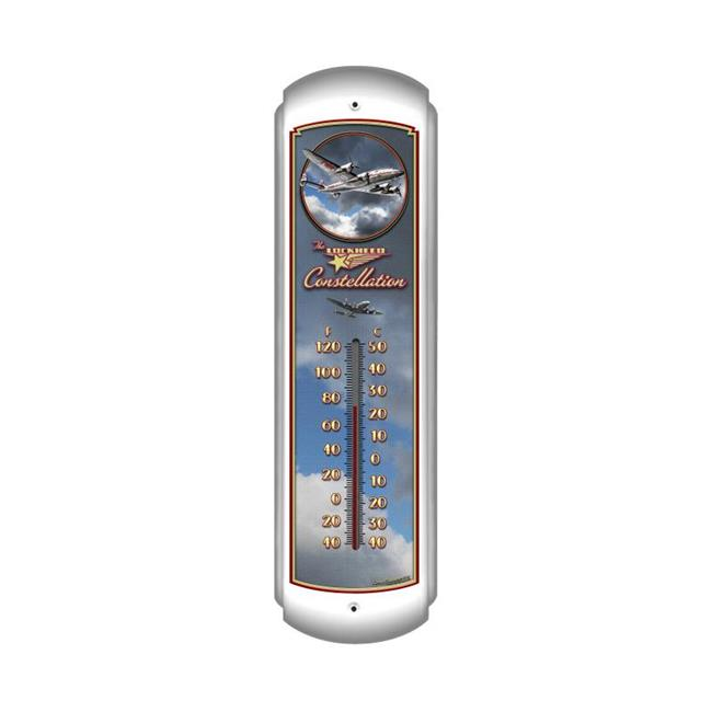 Lockheed Constellation Large Thermometer - image 1 of 1