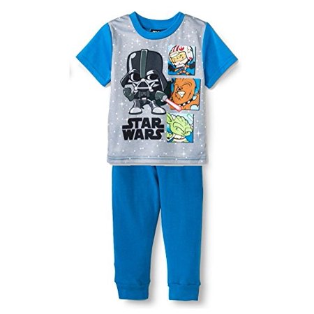 Star Wars Toddler Boy 2 Piece Pajama Set size 2T