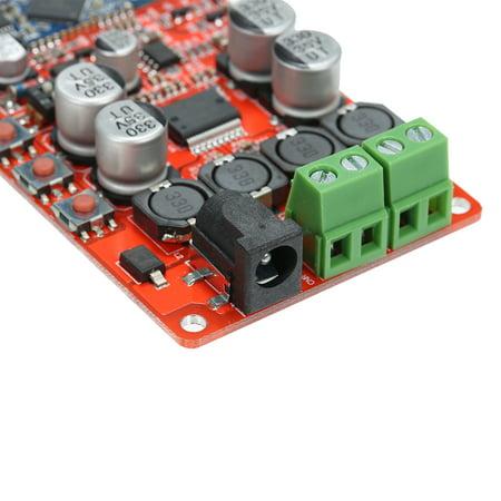 TDA7492P BT Amplifier Board Wireless Digital Audio Receiver BT4.0 - image 3 de 7