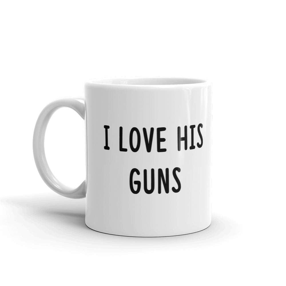 11 Workout Ceramic Love Gift Guns Work His Coffee Tea Mug Cup Funny I Office Oz XikZPu