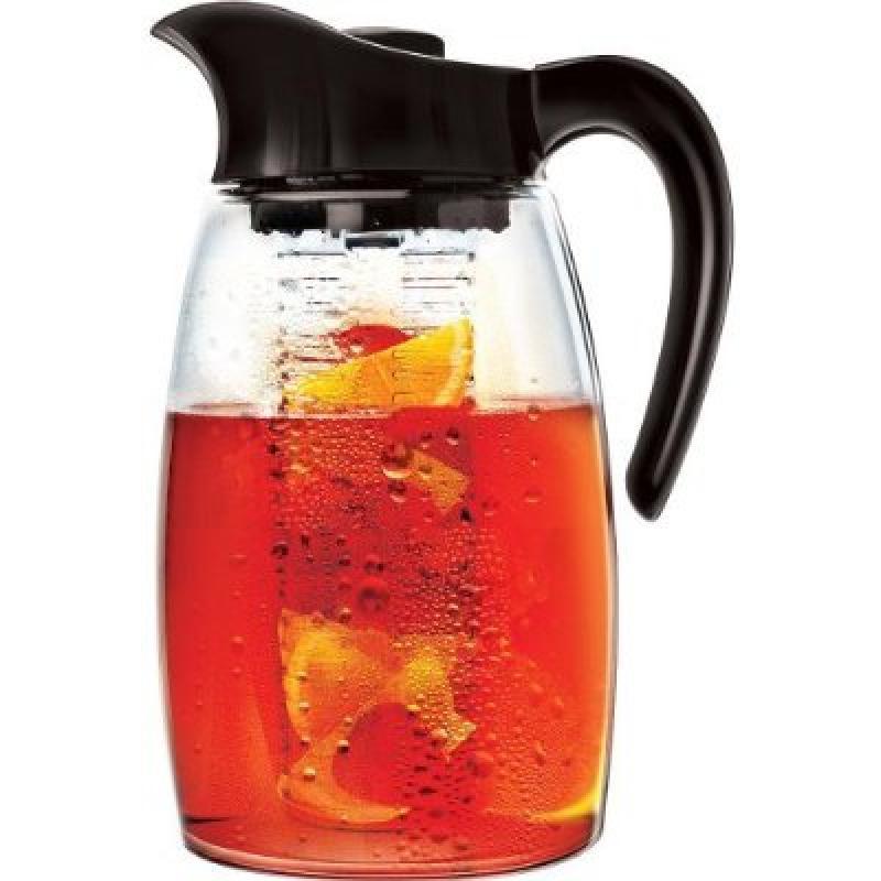 Tea Pitcher Black