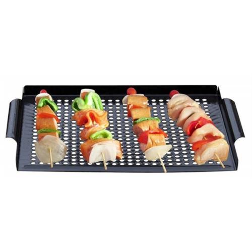 ZenUrban 870005 Premium Nonstick Grill Topper Grid, 16 x 12 inch