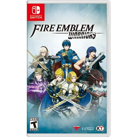 Fire Emblem Warriors, Koei, Nintendo Switch, (Fire Emblem Echoes Shadows Of Valentia Nintendo 3ds)