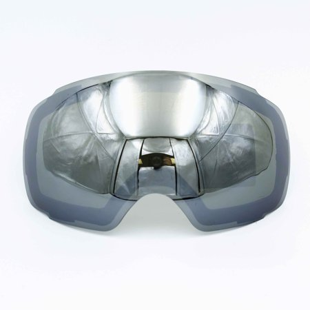Ediors Detachable Mirror Lens for Winter Snowboard Ski - Mirror Ski Snowboard