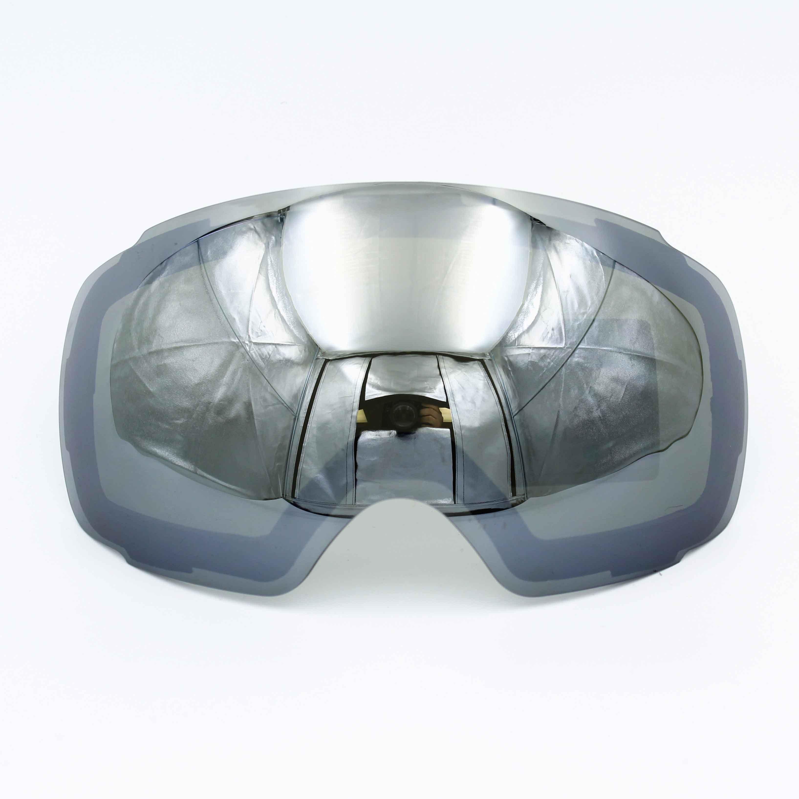 Ediors Detachable Mirror Lens for Winter Snowboard Ski Goggles