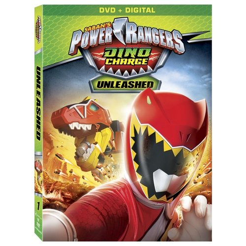 Power Rangers: Dino Charge - Unleashed (DVD + Digital Copy) (With INSTAWATCH)