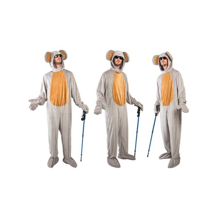 Three Blind Mice Group Costume Set - Famous Groups Of Three Costumes