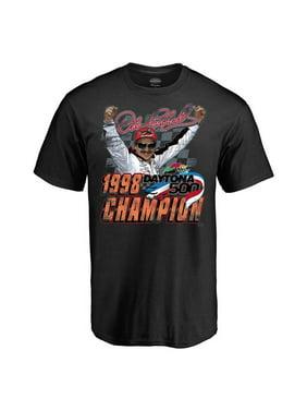 Dale Earnhardt Daytona Classics T-Shirt - Black
