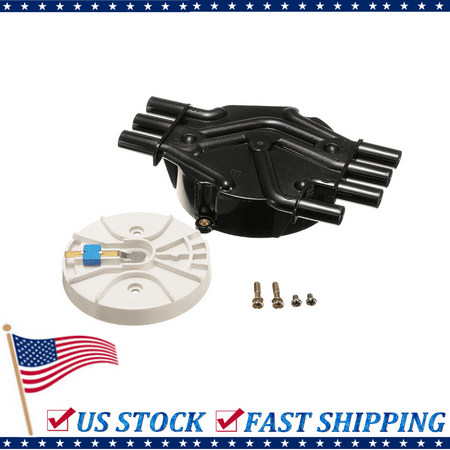 331720158540 OEM ACDelco Rotor For Chevrole GMC D465 10452457 and Distributor Cap 10452458 D328A 4.3L Kit 300se Distributor Cap