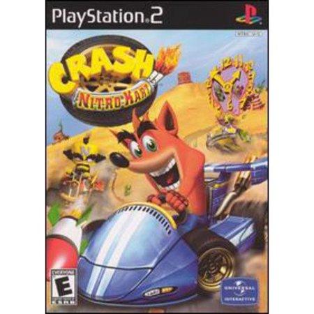 Image of Crash Nitro Kart - PlayStation 2
