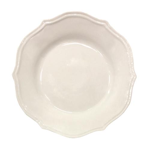 "Better Homes and Gardens 8.5"" Preston Scalloped Salad Plate, White"