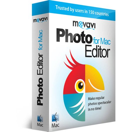 Movavi Photo Editor for Mac 3 Personal Edition (Email Delivery)