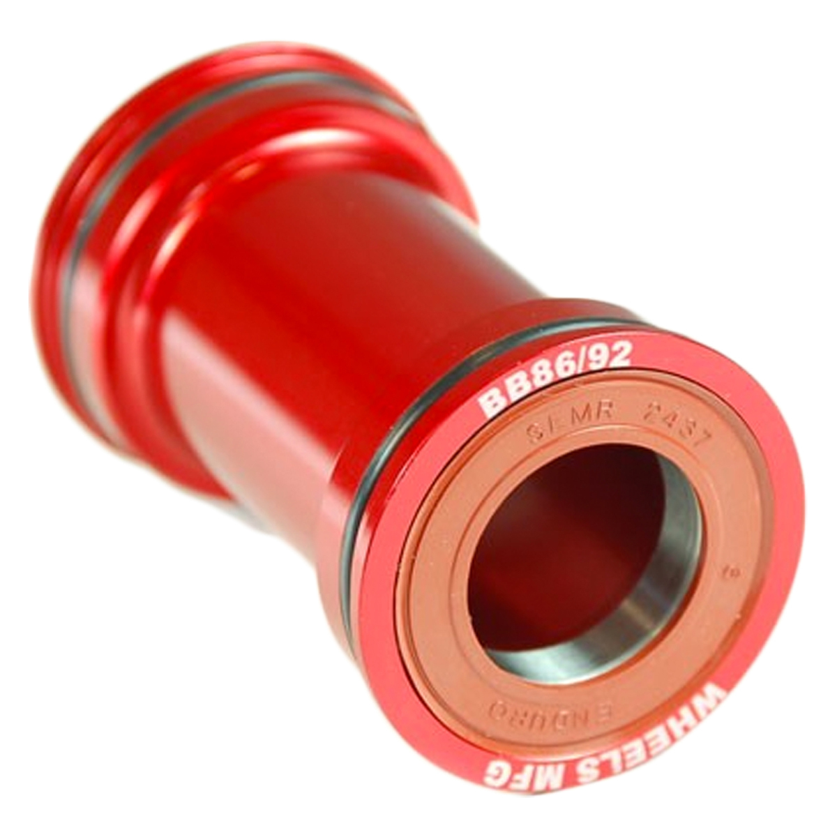 Wheels Manufacturing Bottom Bracket BB86 Shimano Red