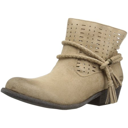 Womens Nico Closed Toe Ankle Fashion Boots