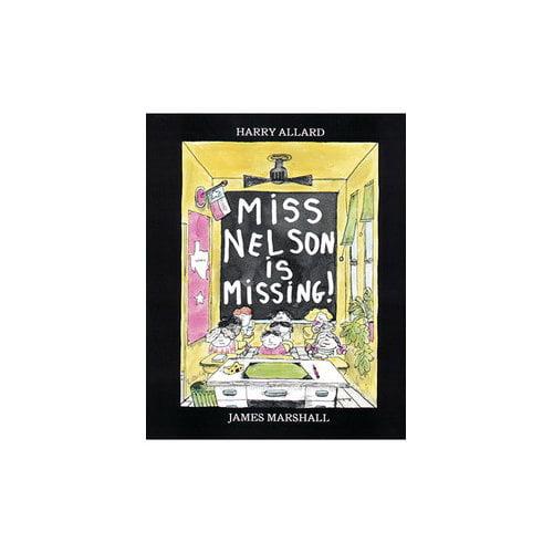 Houghton Mifflin Carry Along Book & Cd Miss Nelson