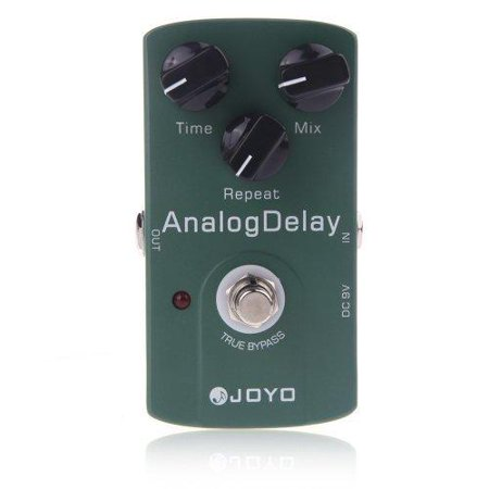 joyo jf 33 analog delay electric guitar effect reverb overdrive pedal chorus true bypass looper. Black Bedroom Furniture Sets. Home Design Ideas