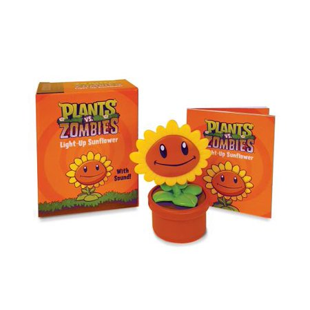 Plants vs. Zombies: Light-Up Sunflower : With covid 19 (Plants Zombies Pattern coronavirus)
