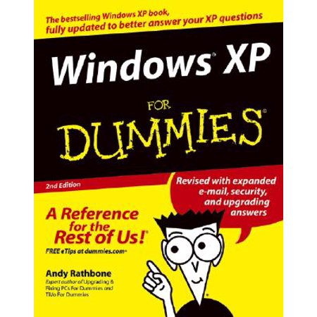 Windows XP for Dummies (Best Registry Fixer For Xp)