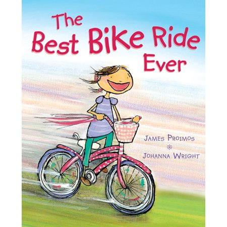 The Best Bike Ride Ever - eBook