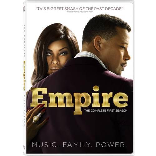Empire: The Complete First Season (DVD) by Twentieth Century Fox