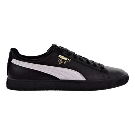 finest selection 87676 94297 Puma Clyde Core L Foil Jr Big Kid's Shoes Puma Black/Puma White 364661-02