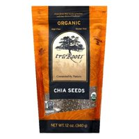 Tru Roots Organic Chia Seeds, 12 Oz (Pack of 6)
