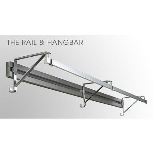 Arrange A Space Rail/Brackets/Hangbar Combination - 85-96 in.