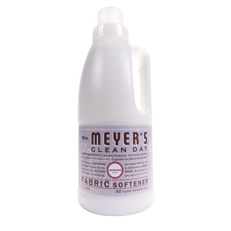 Mrs. Meyer's Clean Day Fabric Softener, Lavender, 32 Fluid Ounces