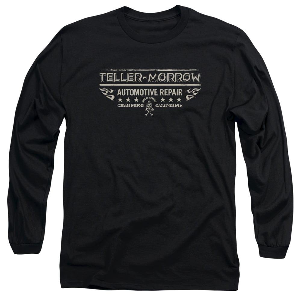 Sons Of Anarchy Teller Morrow Mens Long Sleeve Shirt