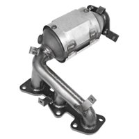 Walker Exhaust 82552 CalCat California Catalytic Converter and Exhaust Manifold