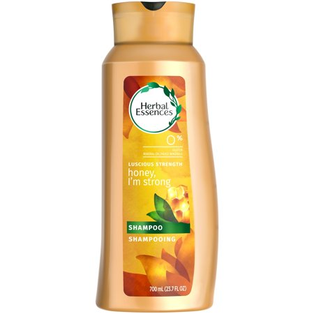 Honey Strengthening - Herbal Essences Honey I'm Strong Strengthening Shampoo with Honey Essences 23.7 fl oz