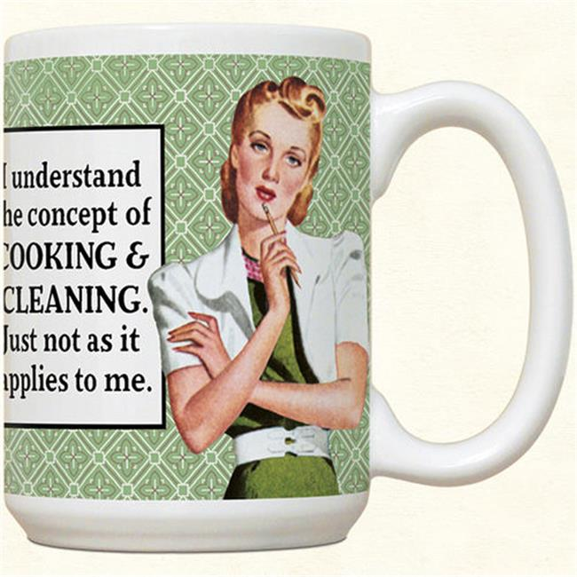 Fiddlers Elbow c515 I Understand Mug, Pack Of 2
