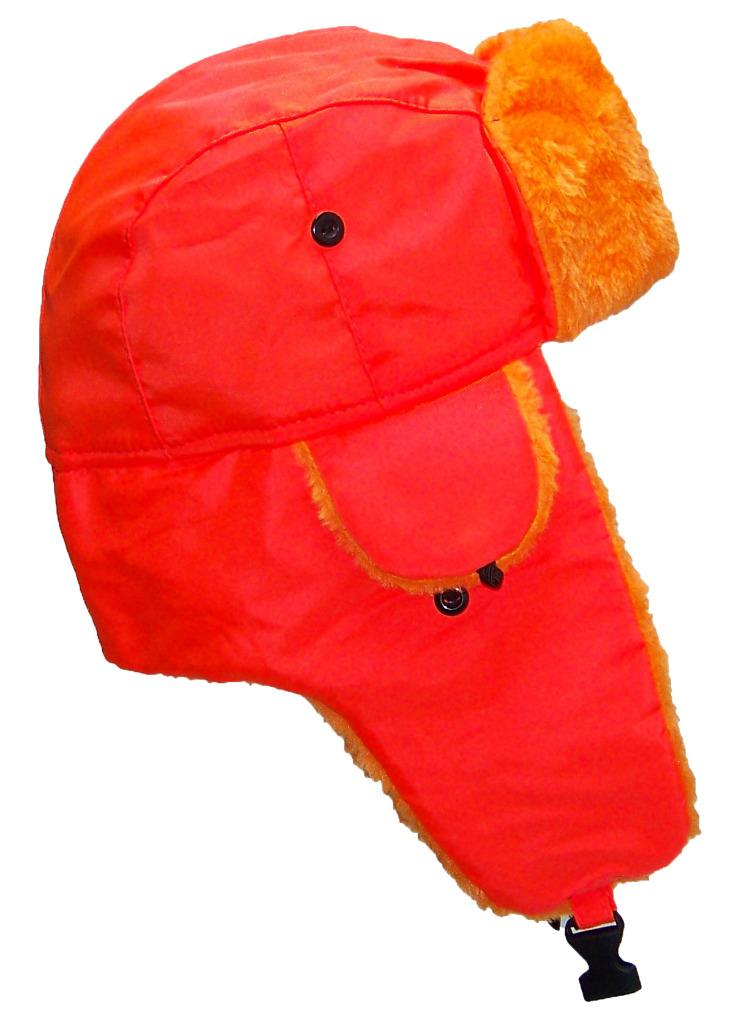 51380ac9d02 Best Winter Hats - Best Winter Hats Big Kids Lightweight Neon Russian Trooper  Faux Fur Hat (One Size) - Orange - Walmart.com