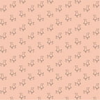 Wallcandy Arts bup01wp Bunny Up Pink Wallpaper - Full Kit