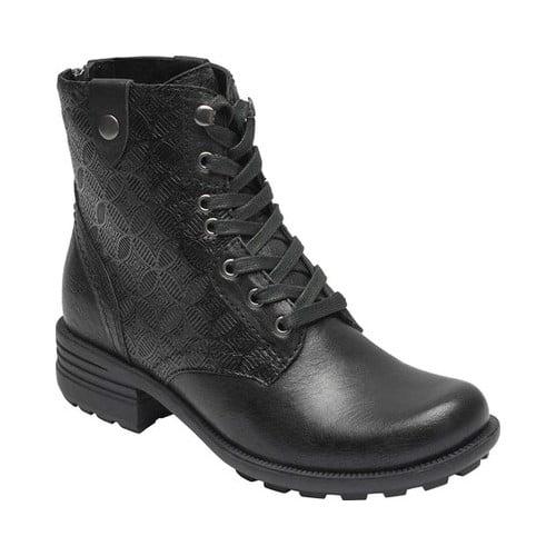 Cobb Hill Womens Brunswick Lace Boot Chukka