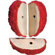 Super Pet-Combo Chews Apple Slices- Red 3 Pack