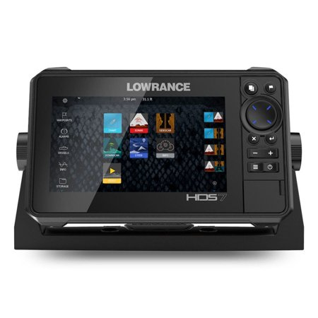 Lowrance HDS-7 Live C-MAP Insight without Transducer -  hds-9