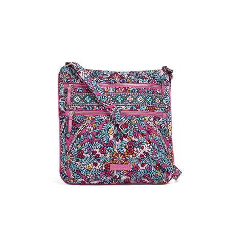 Iconic Triple Zip Hipster Betseyville Girls Handbag