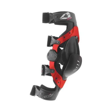 EVS Axis Sport Knee Brace - Right (Black, (Axis Pro Knee Brace)