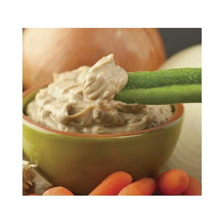 (Price/EA)Bulk Foods French Onion Dip Mix 5lb, (Green Onion Dip Vs French Onion Dip)