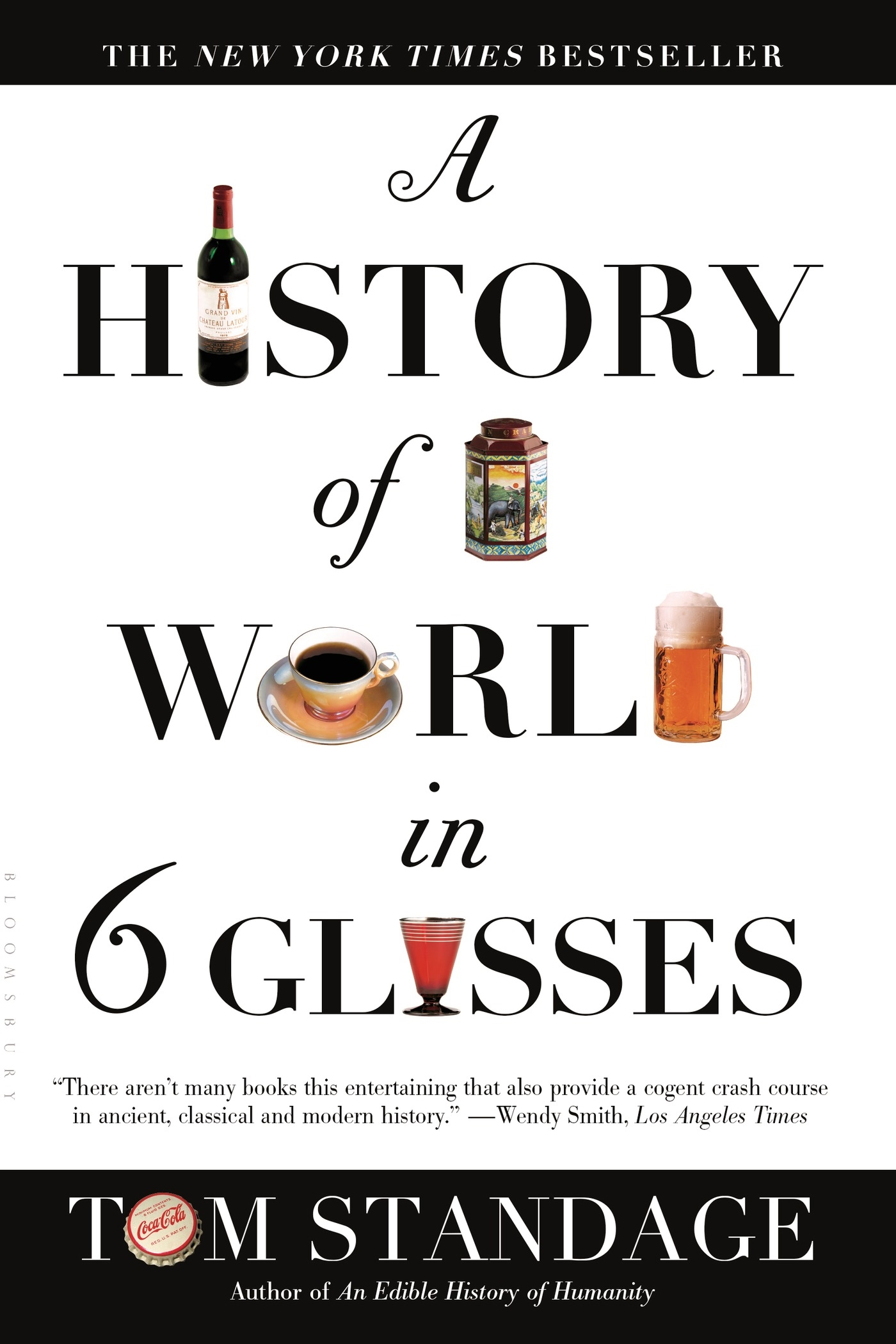 A History of the World in 6 Glasses by