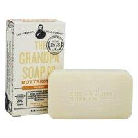 Grandpa's Soap Company Buttermilk Soap, 4.25 Oz
