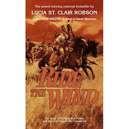 Ride the Wind - eBook